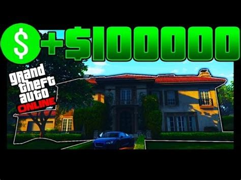How To Make Money Fast Gta Online - gta 5 online how to get 100000 in 3 minutes quot gta 5 how