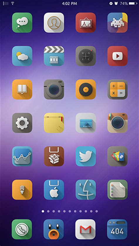 sms background themes cydia ios themes best cydia themes for winterboard anemone