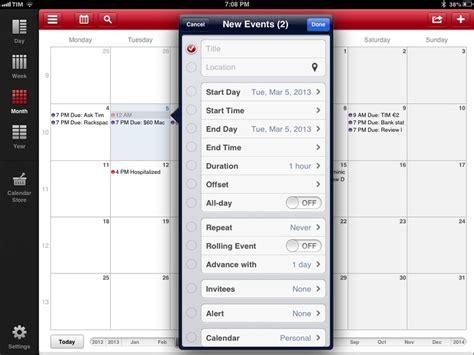 apple calendar template week calendar hd review macstories