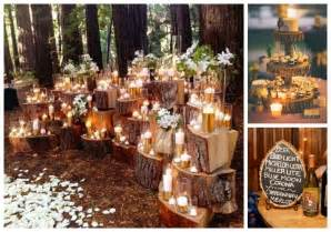 Winter Wedding Reception Decorations - image gallery rustic wedding