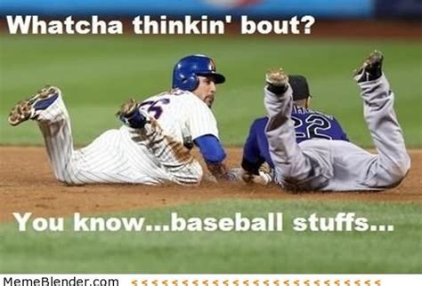 Whatcha Thinkin About Meme - 30 funny baseball meme pictures and photos