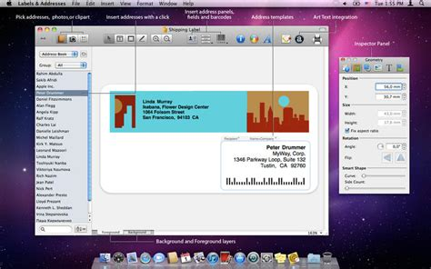 printing address labels on imac labels addresses best apps and games