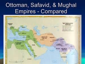 Ottomans And Safavids Gunpowder Empires Compared