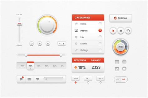 ui layout size dribbble full size jpg by mike creative mints