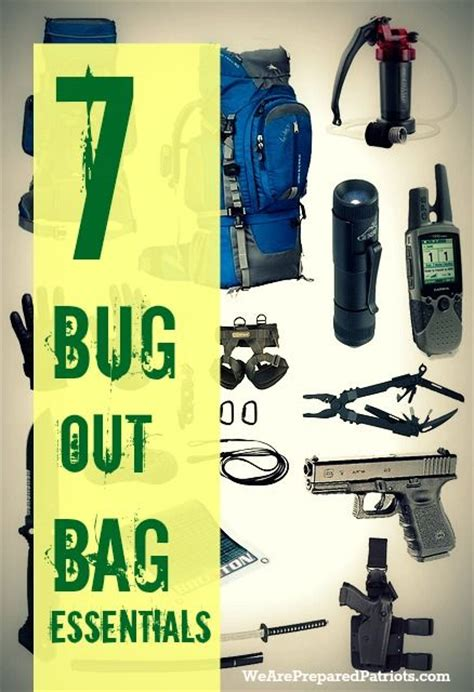 53 essential bug out bag supplies how to build a suburban go bag you can rely upon books 111 best images about bug out bag kits on edc