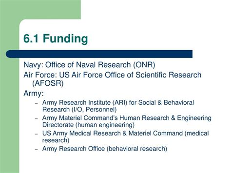 Army Research Office by Ppt Psychology Research Powerpoint
