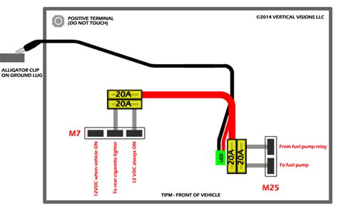 bypass relay wiring diagram efcaviation