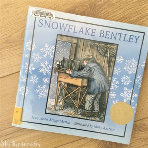 snowflake bentley book winter project inspired by snowflake bentley stir