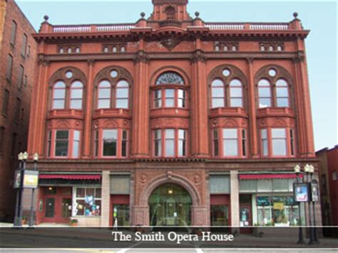 smith opera house 10th international conference on grapevine breeding and genetics