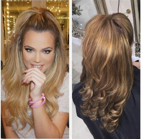 Half Do Hairstyles half up do ponytail hairstyles ponytail