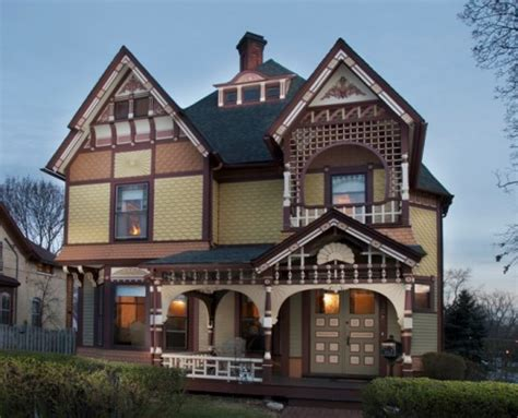 craftsman style home exterior colors