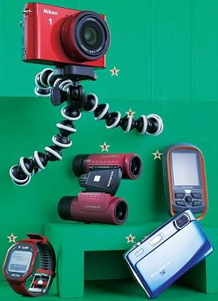 christmas gift guide: from the snappiest cameras to the