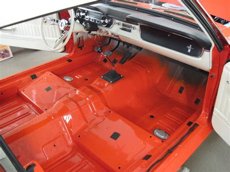 1963 ford falcon floor pans 1965 ford mustang convertible hipo restoration