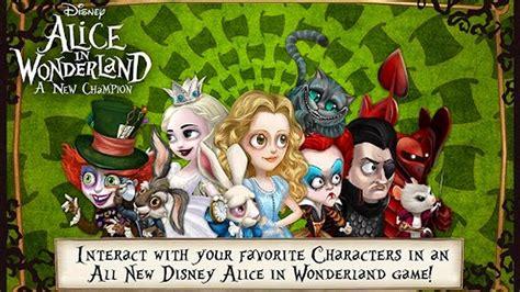 theme line android alice in wonderland disney alice in wonderland android game gameplay hd