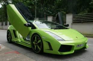 Lamborghini Superleggera Green Hd Car Wallpapers Lamborghini Gallardo Green