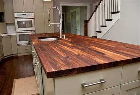 Butcher Block Countertops White Cabinets by Grey Kitchen Cabinets With Butcher Block Countertops