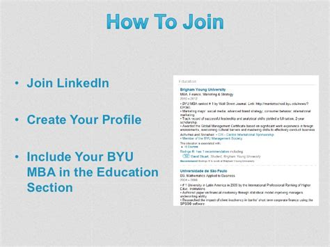 Byu Mba Career Services by Byu Mba The 7 Stages Of Linkedin