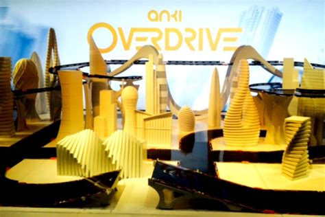 My Well Dressed Tech Toys 2 by Anki Overdrive One Of The Coolest Tech Toys Gets Cooler