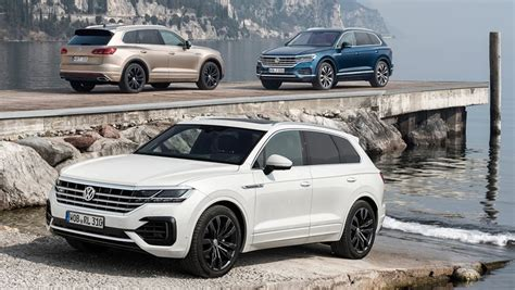 2019 Volkswagen Touareg by Vw Touareg 2019 What We So Far Car News Carsguide