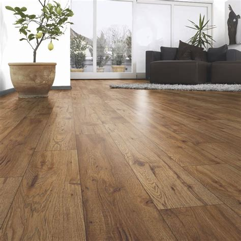 Laminate Flooring Ideas Ostend Oxford Oak Effect Laminate Flooring 1 76 M 178 Pack Oxfords