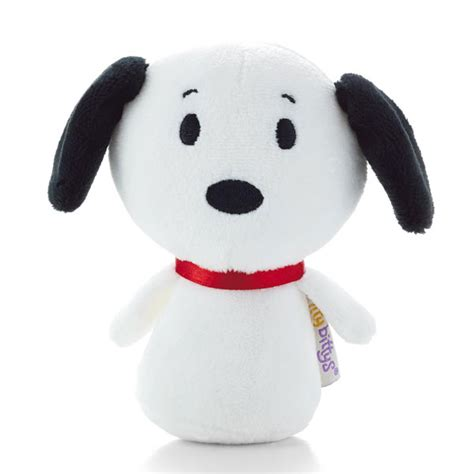 hallmark stuffed animals hallmark itty bittys snoopy stuffed animal the paper store