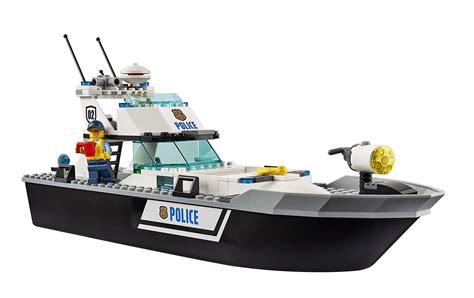 lego police boat ebay lego city police patrol boat 60129 free shipping new ebay