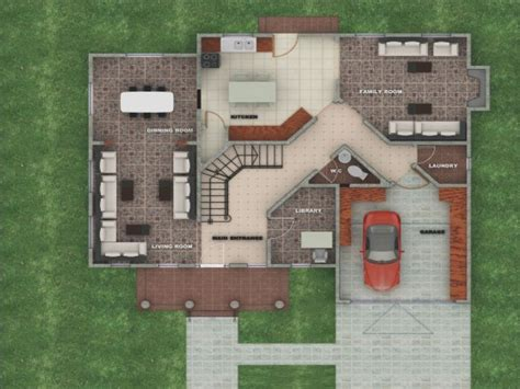 American House Plans With Photos by American Homes Floor Plans House New American House Plans