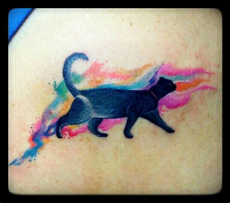henna tattoo shop quezon city watercolor cat tattoo by jhay colis 55 tinta maginhawa