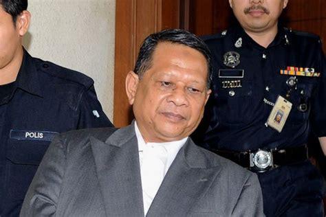 former immigration dg s corruption conviction upheld
