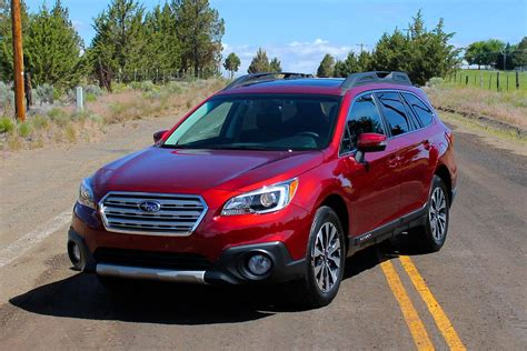 drive 2015 subaru outback digital trends