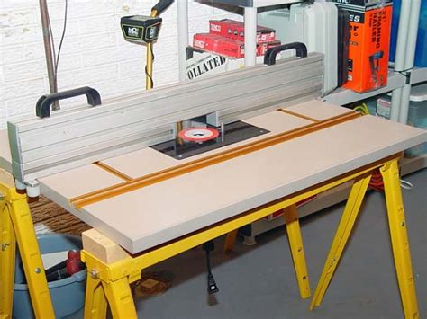 diy router table fence   works woodworking talk