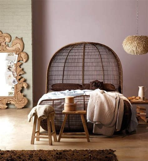 10 african home decor ideas rustic african bed huge carved wood mirror vintage