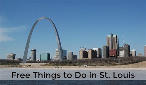 free things to do in st louis wisconsin
