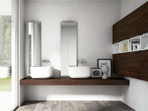 idea bagno vanity unit with mirror my time 04 by ideagroup