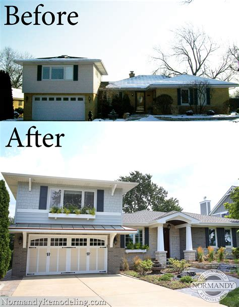 house curb appeal remodeling a small addition really transformed the inside of the