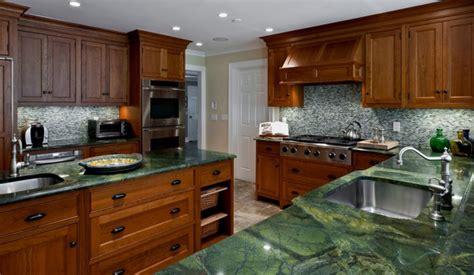 Green Granite Countertops Kitchen - granite countertops for kitchens guide founterior