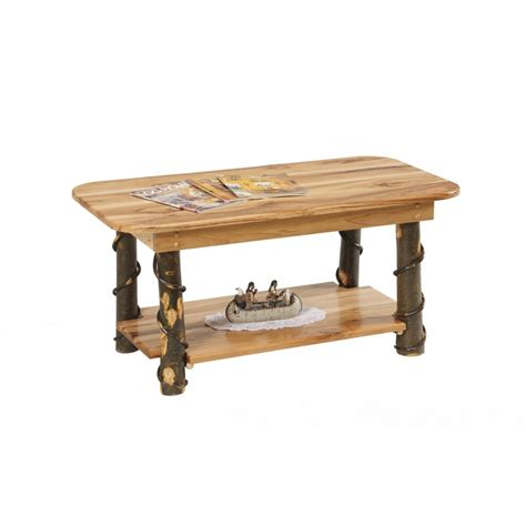 Rustic Furniture Coffee Table Rustic Coffee Table Amish Crafted Furniture
