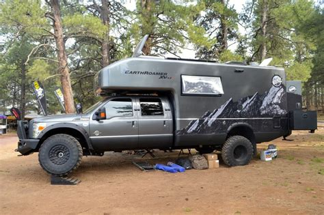 chevy earthroamer 2014 earthroamer lts conquers the world tailgates