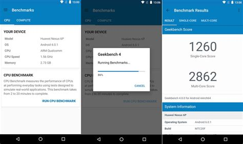 bench geek geekbench 4 released brings new tests and material design