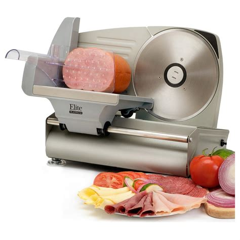 Kitchen Slicer by Elite 174 Classic Electric Slicer 212991 Kitchen