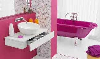 pink bathroom interior design ideas