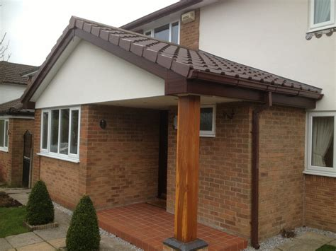 Flat Roof To Pitched Roof Pictures Flat To Pitched Roof Conversions Hallmark Roofing Services
