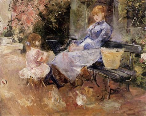 La Berthe Morisot by Favourite Paintings 8 Berthe Morisot La Lecture Reading