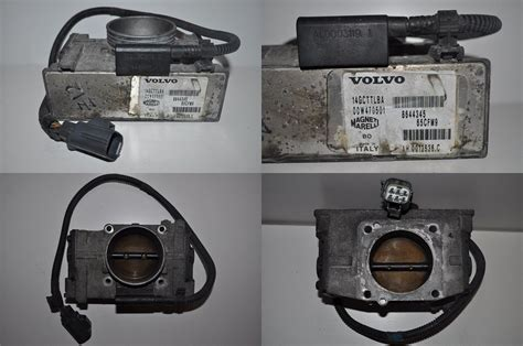 volvo    throttle bodyelectronic throttle module pnr