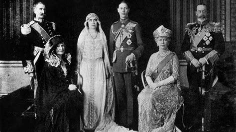Queen Anne Victorian by Bbc History George Vi S Wedding Pictures Video