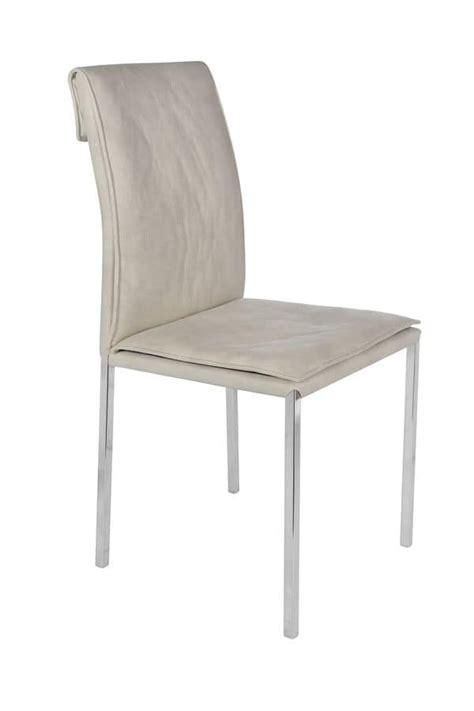 Stuhl Metallbeine by Stuhl Mit Verchromtem Metallbeine Und Gepolsterte