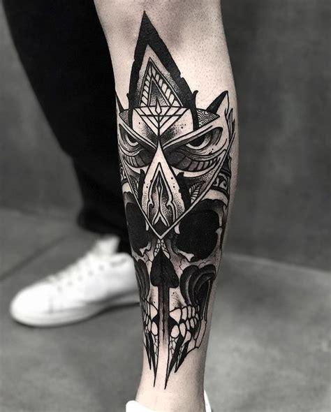 imagenes de tatuajes de triple x m 225 s de 25 ideas incre 237 bles sobre tatuajes pierna hombre en