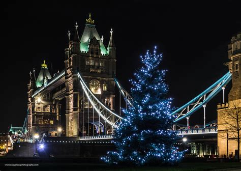 tower bridge christmas lights vgallova flickr