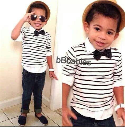beautiful black babies boy fashion