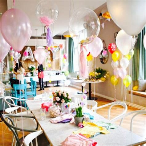 Baby Shower Decorations Next Day Delivery by 17 Best Ideas About Christening Balloons On